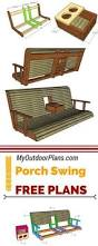 Wood Lawn Chair Plans Free by Arbor Swing Plans Outdoor Furniture Plans U0026 Projects For Wood