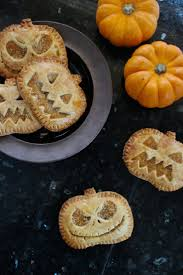 jack o lantern pumpkin hand pies 14 wicked halloween desserts to