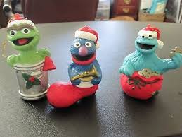 sesame ornaments collection on ebay