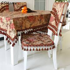 tablecloths and chair covers new arrival fashion classic quality fabric table runner tablecloth