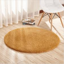 Round Plush Rugs Compare Prices On Carpet Rug Round Online Shopping Buy Low Price