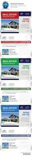 Real Estate Postcard Templates by 166 Best Postcard Templates Images On Pinterest Postcard