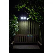 bright light solar smart bright solar pir security light jtf jtf