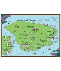 Map Of Hilton Head Island Maps And Totes U2013 Laura Hooper Calligraphy