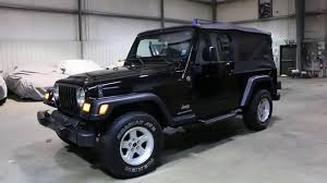 2006 jeep rubicon unlimited review of 2006 jeep wrangler unlimited lj lwb auto custom