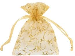 gold organza bags 36 best organza bags organza pouches images on gift