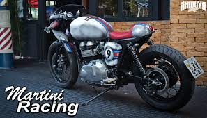 martini racing ducati triumph martini racing shibuya garage youtube