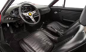 ferrari custom interior ferrari dino 246 gt fast classics