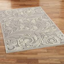 Gray Area Rug Tantalizing Graphic Scroll Gray Area Rugs