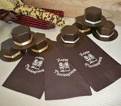 pilgrim hat thanksgiving table favor box patti s weblog