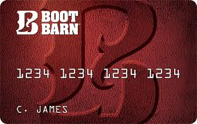 Coupon Codes For Boot Barn Boot Barn Credit Card Boot Barn