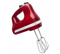 Kitechaid Kitchenaid 5 Speed Hand Mixer Page 1 U2014 Qvc Com