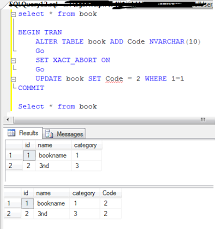 db2 alter table add column 54 alter table set value alter table how to set column property not