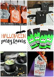 Halloween Party Favors Halloween Party Favors Dandelion Patina