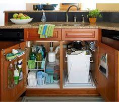 under kitchen sink storage ideas 20 clever kitchen organization ideas organization ideas