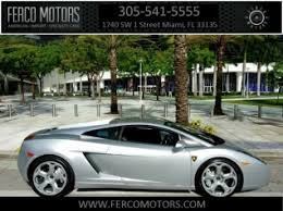 lamborghini gallardo gas mileage used lamborghini for sale search 116 used lamborghini listings