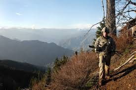 Korengal Valley Map Free Public Domain Image American Soldier Walking Across A Steep