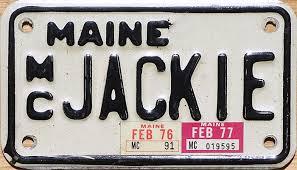 Maine Vanity License Plates 76 Maine