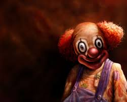 evil halloween background free evil clown wallpapers wallpaper cave android pinterest