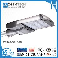 parking lot lighting manufacturers zgsm ld100h china ul dlc car parking led shoebox light street light