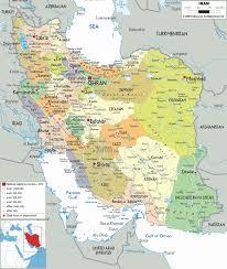 Map Of Oman Map Of Iran Vacations Travel Map Holiday