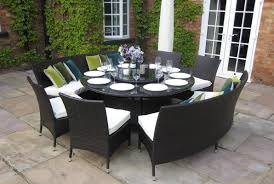 rattan dining room chairs ebay dining rooms impressive rattan round dining table set barcelona