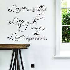 aliexpress com buy free shipping live love laugh letters star