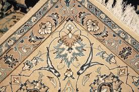 Silk Oriental Rugs Vintage Persian Silk And Wool Nain Rug 45066 By Nazmiyal Persian Rugs