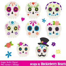 sugar skulls for sale sugar skulls clipart sale luvly