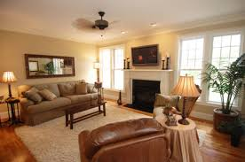 Idea For Decorating Living Room Living Room Design Selection Country Fireplace Living
