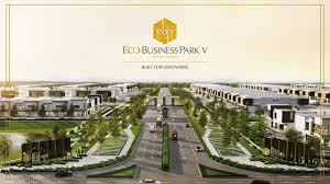eco business park v the new business park address in the klang