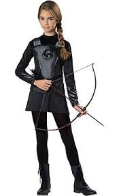 Katniss Everdeen Costume Katniss Everdeen Costume Thehungergames Halloween 2016 Costume