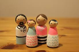 diy wooden doll family stevie storck design co