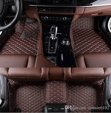 mustang mats 2017 quality custom special floor mats for ford mustang