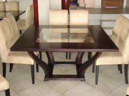 home design good looking 8 seater dining set table square for