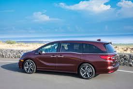 Honda Odyssey Pics First Drive 2018 Honda Odyssey Automobile Magazine
