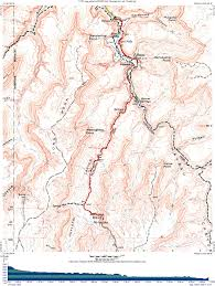 Grand Canyon On A Map Daniel Katie Peckham Grand Canyon Havasupai Hike