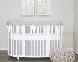 Organic Crib Bedding by Stokke Bedding Etsy