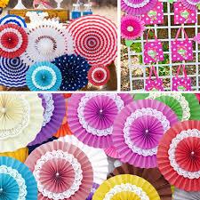 online get cheap christmas paper fan aliexpress com alibaba group