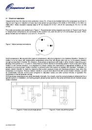 emerson copeland zh15 k4e zh45 k4e scroll compressors for