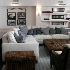 Light Grey Sectional Couch Light Grey Sectional Design Ideas