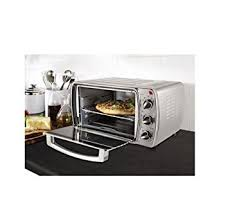 Convection Toaster Oven Costco Oster 6 Slice Convection Countertop Oven Brushed Stainless Steel