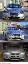 lexus indonesia office lexus is250 is350 isf jdm black led drl day time projector head