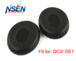 Bose Noise Cancelling Headphones Ear Cushion Replacement Online Get Cheap Noise Canceling Ear Pads Aliexpress Com