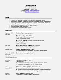 gmail resume template best resume for a barista resume template for free resume for a barista resume template