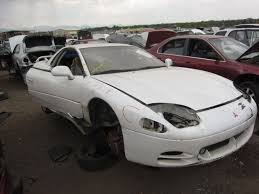 mitsubishi 90s sports car junkyard find 1996 mitsubishi 3000gt the truth about cars