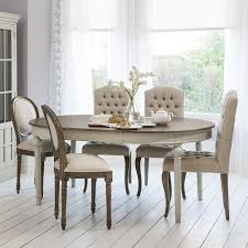 Dining Room Tables With Chairs Dining Tables Stunning White Oval Extending Dining Table Oval
