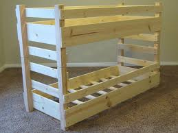 Free Building Plans For Loft Beds by Toddler Bunk Bed Plans Do It Yourself Diy Plans For Building A