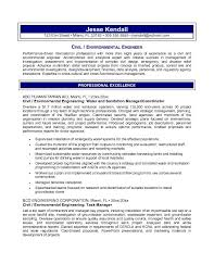 Best Electrical Engineer Resume by Environmental Engineer Sample Resume 20 Sample Resume For