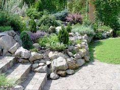 Raised Rock Garden Beds Gardening With Rocks Herbs Garden Herbs And Yards